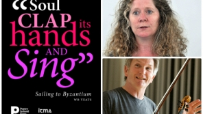 """Soul Clap its Hands and Sing"": Nessa O'Mahony (poet) & Dermot McLaughlin (fiddle)"