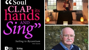 """Soul Clap its Hands and Sing"":Peter Fallon (poet), Saramai Leech (singer/songwriter) & guest"