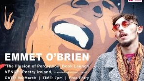 "Launch of Emmet O'Brien's ""The Illusion Of Perception"""