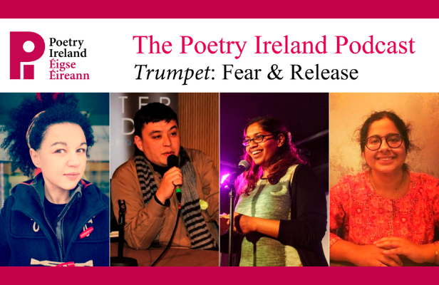Trumpet at Dublin Book Festival: Fear and Release