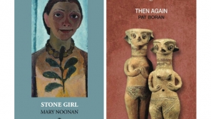 Dedalus Press presents new collections by Mary Noonan and Pat Boran