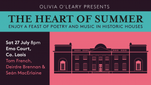Olivia O'Leary presents The Heart of Summer: Emo Court