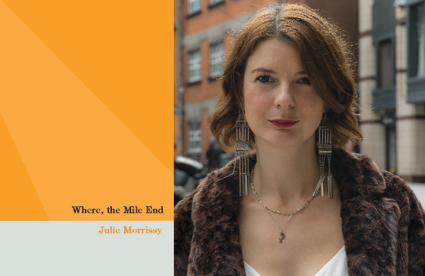 Launch of Julie Morrissy's Where, the Mile End