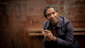 Lemn Sissay in conversation with Edel Coffey