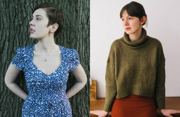 Patricia Lockwood in conversation with Sally Rooney