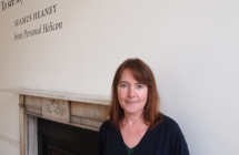 Q&A with Poet in Residence Catherine Ann Cullen