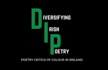 Launch of Diversifying Irish Poetry: Poetry Critics of Colour in Ireland