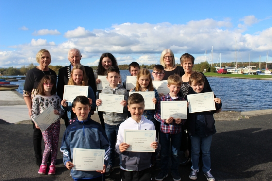 Winners of the Dromineer Literary Festival Children's Poetry Competition announced