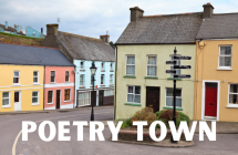 Poetry Town awarded funding under Arts Council of Ireland's Open Call initiative