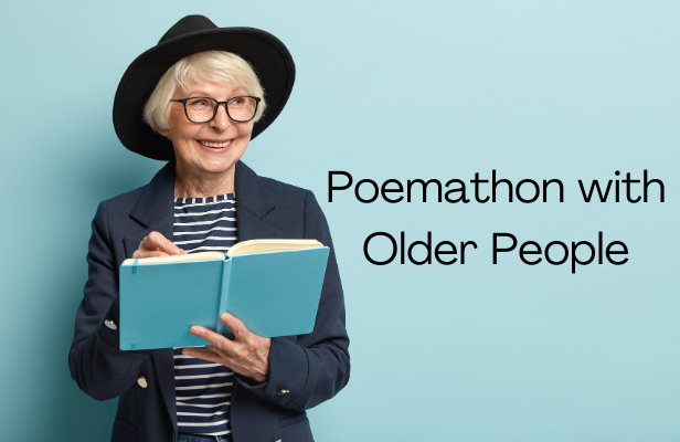 Feelings of hope, honesty and humour, as Poemathon with Older People is unveiled