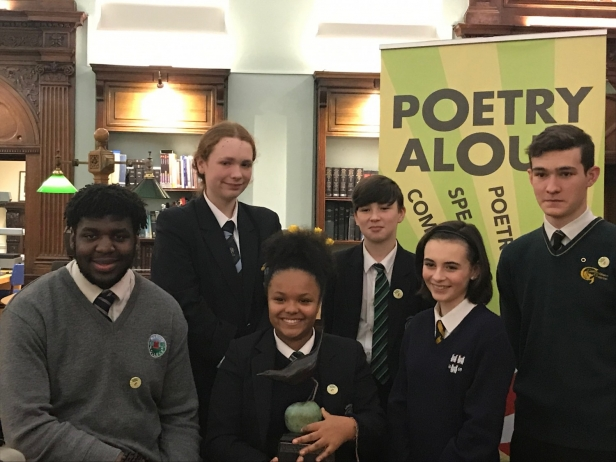 Poetry Aloud competition is open for virtual entries from schools