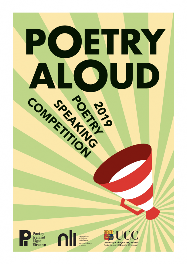 Poetry Aloud 2019 Competition Open for Entries