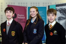 National winners announced at tenth annual Poetry Aloud competition