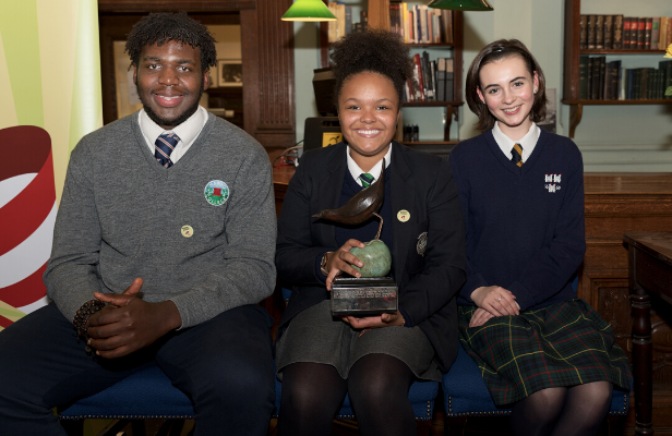 National winners of Poetry Aloud poetry speaking competition announced