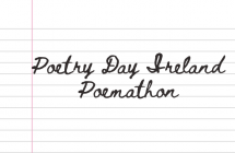 Poetry Day Ireland Poemathon with the President of Ireland, Michael D Higgins