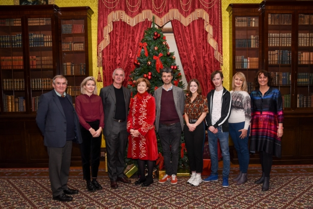 Tune in to RTÉ Radio 1's Christmas Poetry Programme 2019