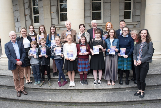Winners of Trócaire Poetry Ireland Poetry Competition 2018 announced