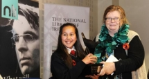 Winners of the 2014 Poetry Aloud competition announced