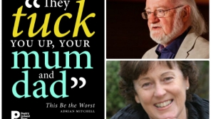 Poet John F Deane in conversation with theologian Gina Menzies