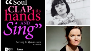 """Soul Clap its Hands and Sing"": In Flames: Doireann Ní Ghríofa (poet) & Linda Buckley (composer)"