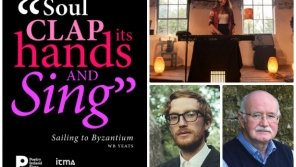 """Soul Clap its Hands and Sing"":Peter Fallon (poet), Oisín Leech & Saramai Leech (singer/songwriters)"
