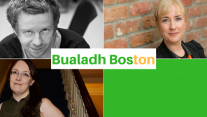 Bualadh Boston: Kevin Barry & Lisa McInerney in Conversation
