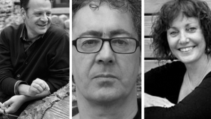 Kavanagh Fellowship Reading: Paul Perry, Enda Wyley and Nicholas McLachlan