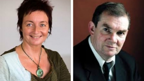 Poetry readings by Thomas Mccarthy  and Lani O'Hanlon