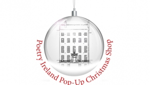 Poetry Ireland Pop-up Christmas Shop