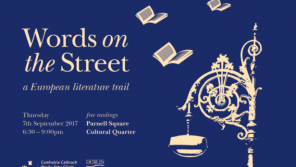 Words on the Street – A European Literature Trail