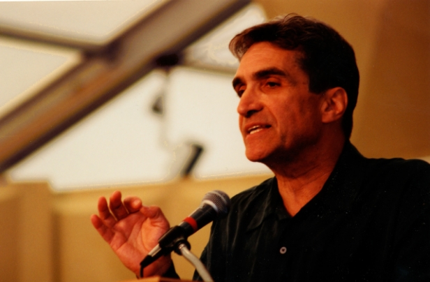 Everyday Poetry: An evening with Robert Pinsky and Olivia O'Leary