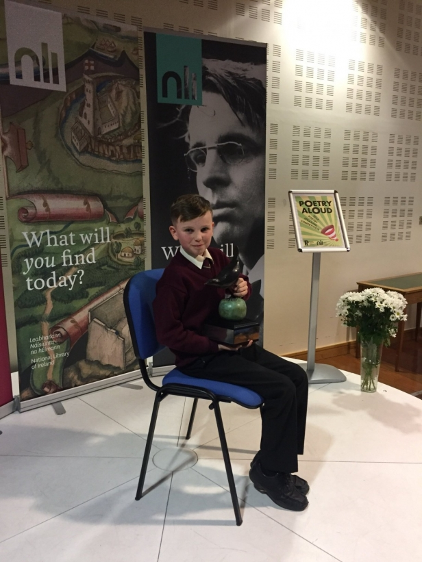 National Winners of Poetry Aloud Competition Announced