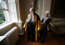 President Michael D. Higgins announces new Ireland Professor of Poetry