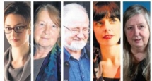 Shortlist for Irish Times/Poetry Now Award and Shine/Strong Poetry Now Award announced