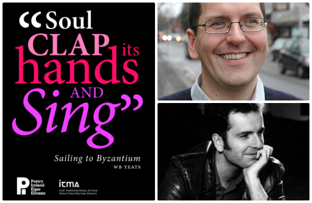 """""""Soul Clap its Hands and Sing"""": John McAuliffe (poet) & Kevin Doherty (singer/songwriter)"""