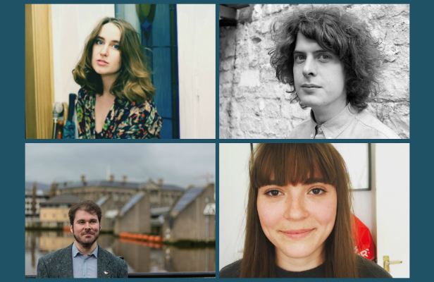 Taking Off From Here: Young Northern Irish Poets