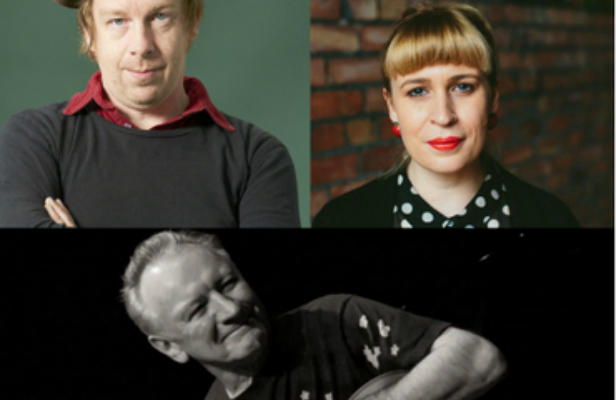 Winter Tales with Kevin Barry, Jan Carson & Dónal Lunny