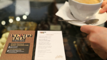 Competition for Poets & Coffee Poems at Butlers Chocolate Cafés